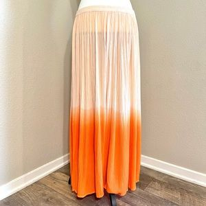 Exclusive Life Style Ombré Skirt